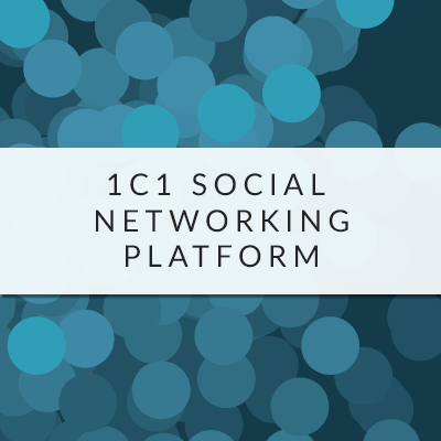 1COMMUNITY1 Social Networking Platform