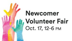 Newcomer Volunteer Fair