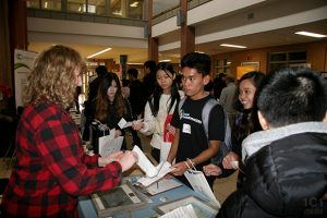 Youth Newcomer Volunteer Fair