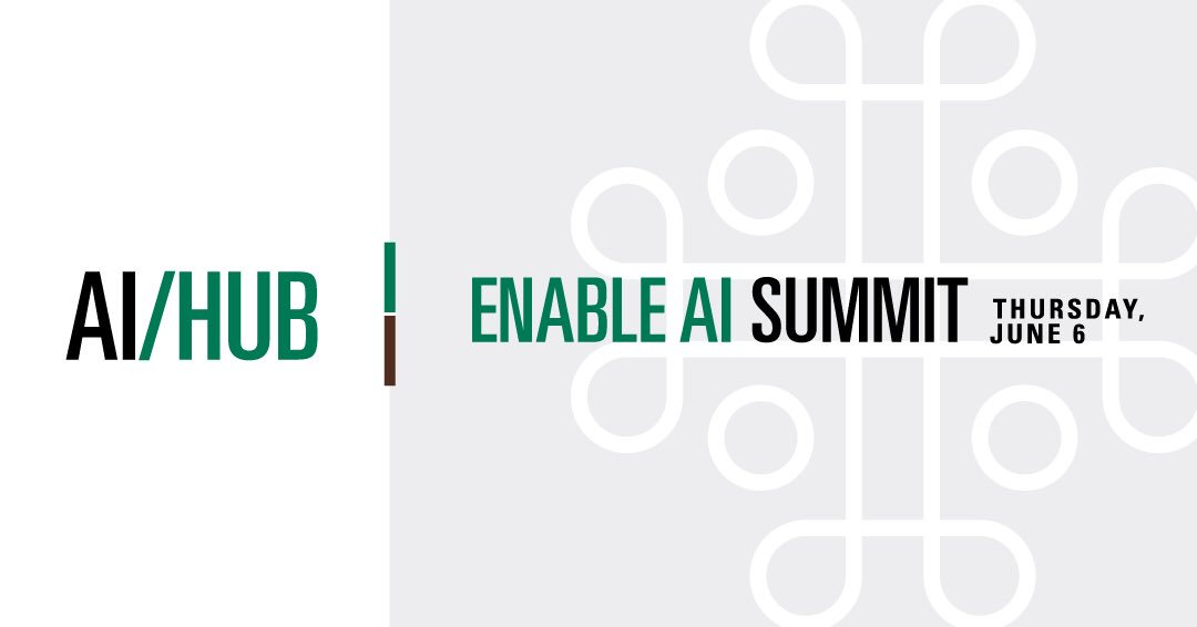 Durham College Eneble AI Summit June 6, 2019